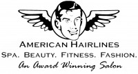 AmericanHairlinesLOGO Award Winning Salon