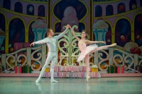 Aynsley Inglis & Vitali Krauchenka - Sugar Plum Fairy & Cavalier - Nutcracker 2013 - Hub Willson Photo