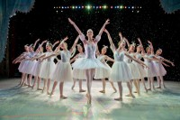 Snowflakes & Snow Queen Nutcracker 2015