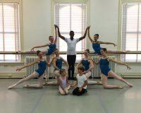 BGLV Students Celebrating World Ballet Day 10/4/2016